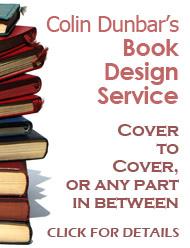Colin Dunbar's Book Design Service